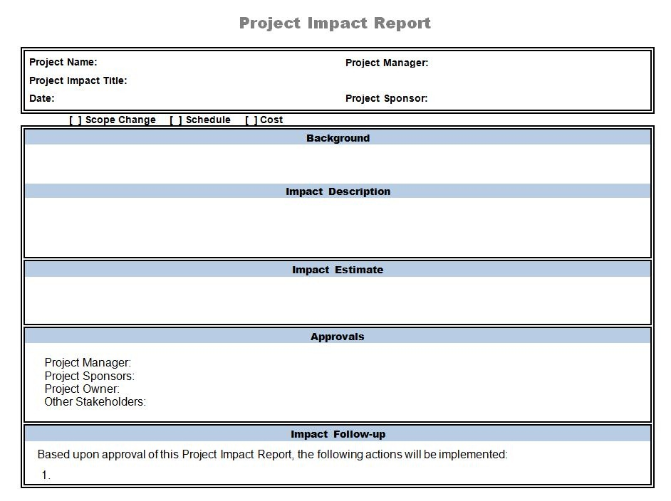 Using Sharepoint To Manage Project Changes  Impacts  PmFoundations
