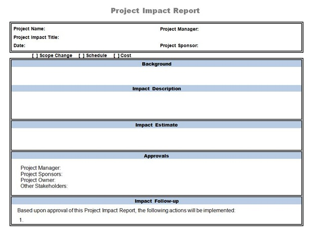 cr-project impact report